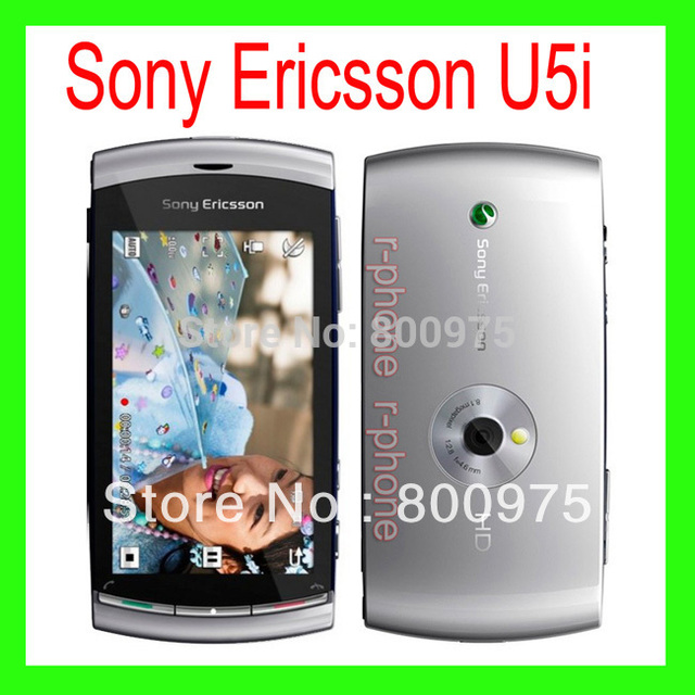 hd u5 original sony ericsson vivaz u5i mobile phone 3g unlocked wifi rh aliexpress com