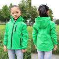 2017 Girls Spring Jackets Boys Outwear Children Softshell Boy Windbreaker Kids Waterproof Windproof Coat Toddler Girl Blazer