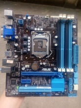 B75M-PLUS desktop motherboard 1155 DDR3 support I3 I5 I7 series board well tested working