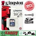 Kingston карты памяти sd card SDHC 8 ГБ 16 ГБ 32 ГБ класса 4 картао де memoria tarjeta carte memoire appareil фото оптовая много