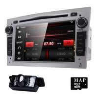 7 HD Сенсорный экран dvd плеер gps навигации Системы для Opel Zafira B Vectra C D Antara Astra H G Combo 3g BT Радио стерео