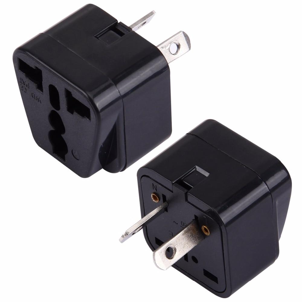 WD-17 Portable Universal Plug to AU Plug Adapter Power Socket Travel Converter