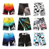 2019 Nuovi Costumi Da Bagno Estate Costume Da Bagno Da uomo Pantaloncini da surf Spiaggia Shorts Masculina De marca Palestre Per Il Fitness Bodybuilding Shorts