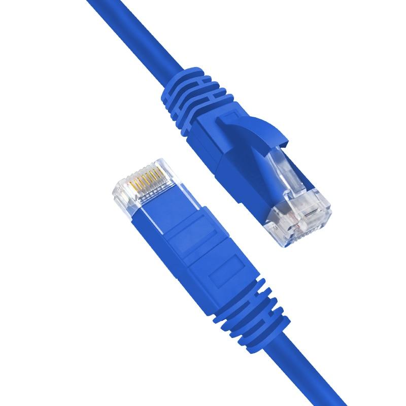 BELNET CAT 6 kabel CAT6 patch cord Nätverkskabel RJ45 Ethernet kabel - Datorkablar och kontakter - Foto 3