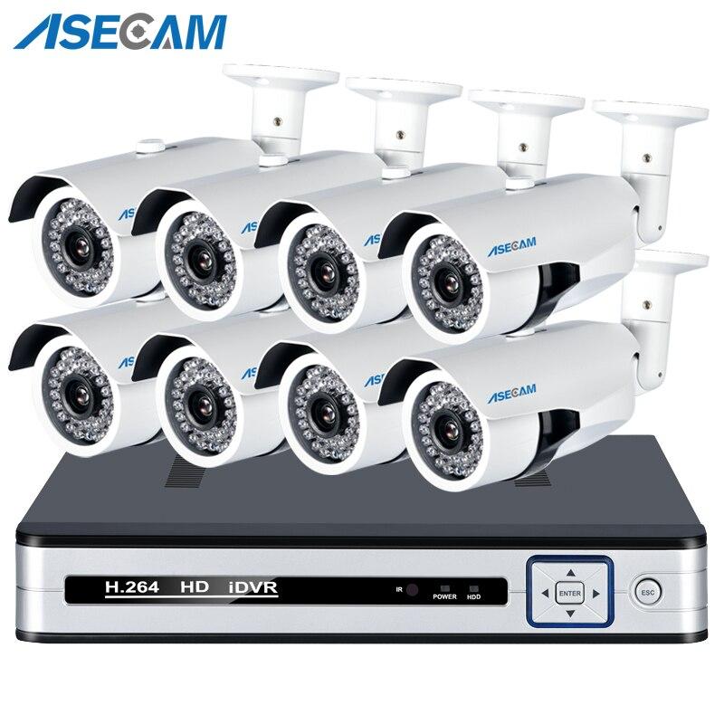 Super 5MP h.265 NVR 48V POE NVR kit IP Camera P2P Cloud CCTV System IR Outdoor Night Vision Surveillance Motion detectionSuper 5MP h.265 NVR 48V POE NVR kit IP Camera P2P Cloud CCTV System IR Outdoor Night Vision Surveillance Motion detection