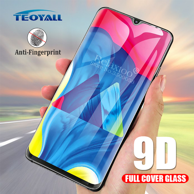 9D Tempered Glass for Samsung A50 Glass Samsung Galaxy A30 Glass on Samsung Galaxy A50 Protective Glass A 30 50 Screen Protector