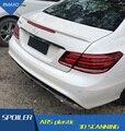 Voor Benz W207 Spoiler ABS Materiaal Auto Achtervleugel Primer Kleur Spoiler Voor Benz W212 coupe E300 E320 E260 e63 Spoiler