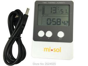 Image 1 - مسجل البيانات درجة الحرارة الرطوبة USB Datalogger ميزان الحرارة سجل البيانات