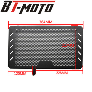 Image 4 - Protecteur de calandre pour SUZUKI V STROM, VSTROM DL650 DL 650, accessoires moto, 2013 2018
