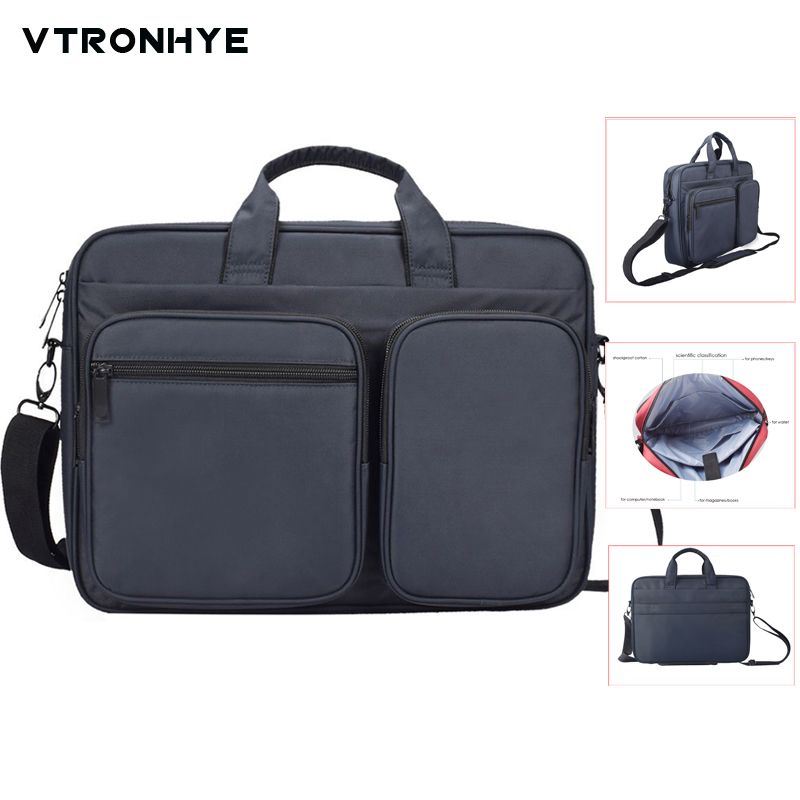 13 14 15 15.6 inch Large Capacity Zipper Nylon Laptop Bags for Asus HP Dell Acer Lenovo Multi-use Computer Bag Travel Bags jacodel unisex large capacity backpack for 15 6 inch laptop bag for dell asus 15 6 men 15 6 girls travel back pack school bags