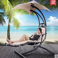 Lazy cradle chair. Lifting chair. Basket. Swing chair