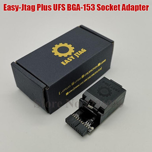 Image 3 - 2020 original Z3X  Easy Jtag Plus box UFS BGA 153 Sockets Adapter