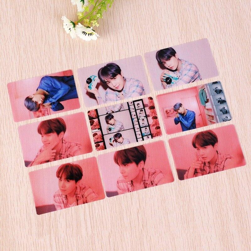 2019 K-pop Bangtan Boys Fotoalbum Selbst Made Papier Guide Buch Jungkook Jimin Suga V Fans Sammlung Geschenk Schule & Educational Supplies Schreibwaren Set