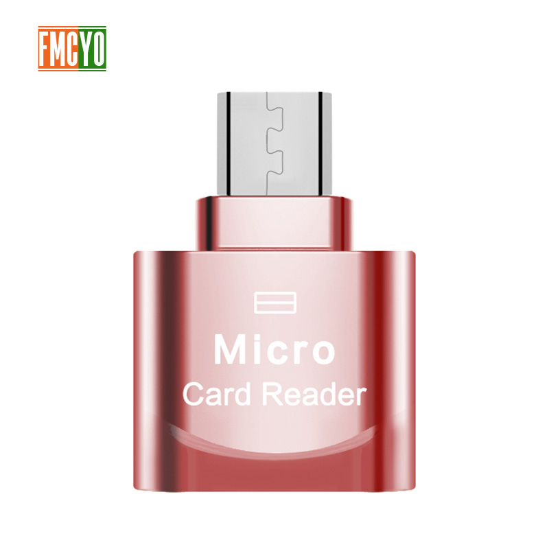 Image 4 - Mini Micro USB Android Phone TF Memory Card Reader OTG External SD Memory Expansion Expander-in Card Readers from Computer & Office