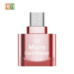 Image 4 - Mini Micro USB Android Teléfono TF lector de tarjeta de memoria OTG expansión de la Memoria SD externa