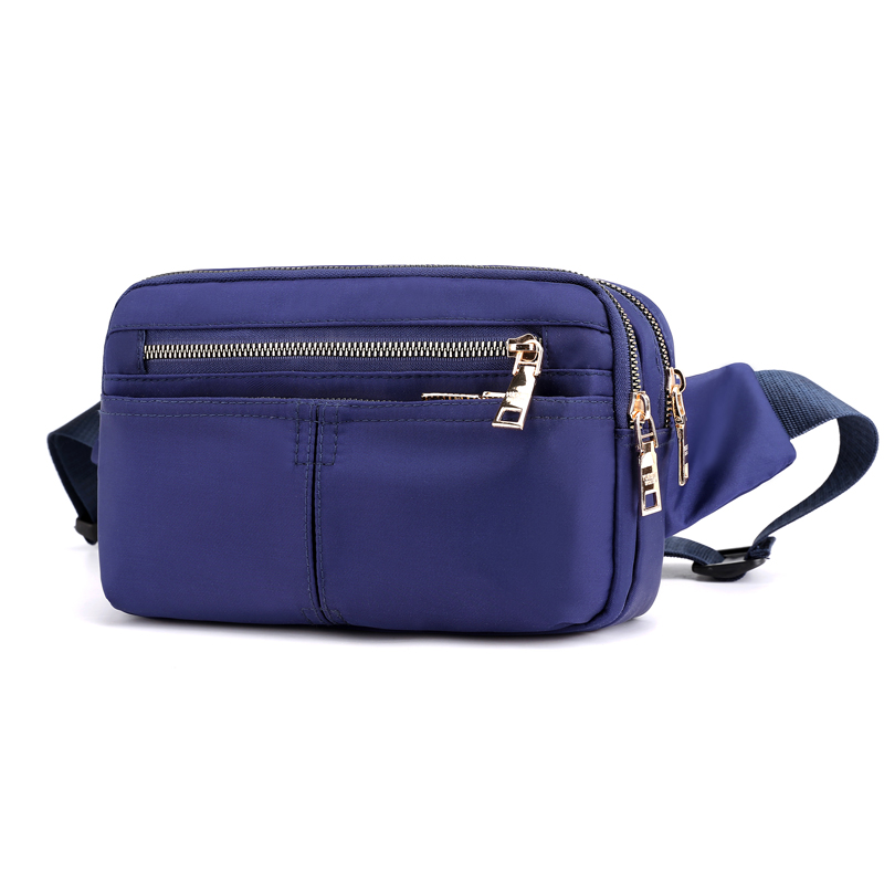 Uniex Waist Pack Men Casual Fashion Waterproof Shoulder Bag Women Belt Phone Pouch Bags Unisex Fanny Pack Travel Hip Bum Pocket