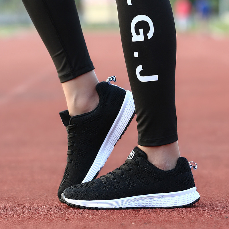 Air Cushion Original Breathable Sneakers Women Summer Springs Athletic Outdoor Sports Entertainment Shoes Women Running Shoes 26