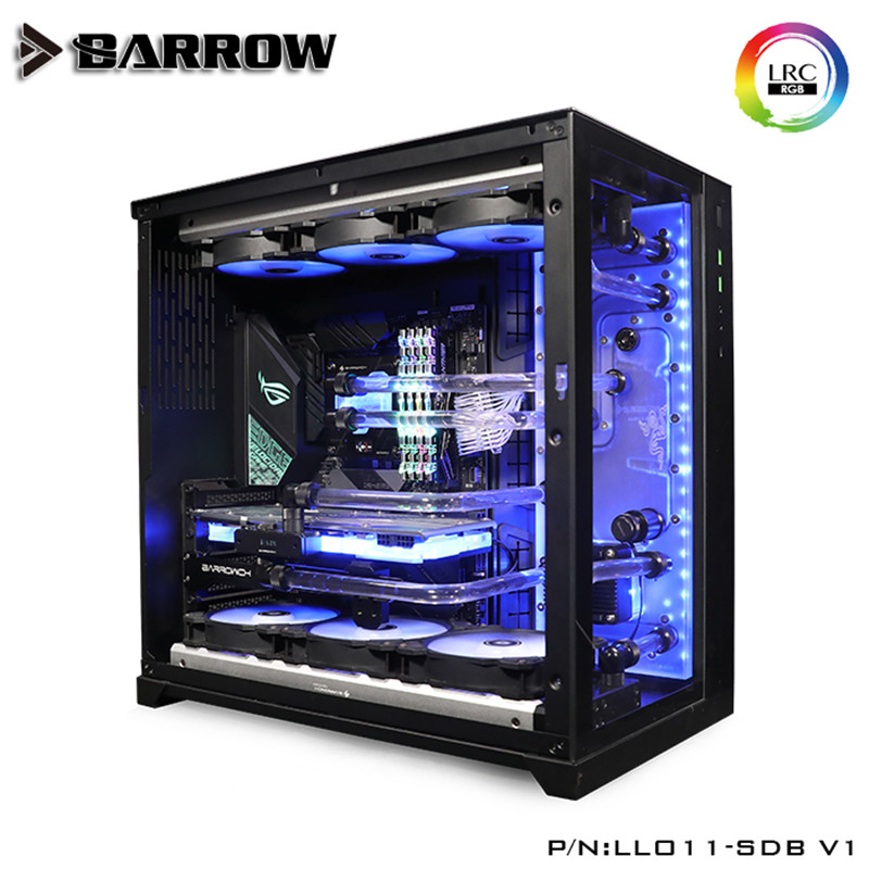 Barrow LLO11 SDB V1 Waterway Boards For Lian Li PC O11 Dynamic Case For Intel CPU