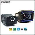 (Con la voz de Rusia) 3 en 1 Coche DVR GPS Detector de Radar Strelka informator 720 p HD Grabador de Cámara Del Coche Laser detector GPS Logger