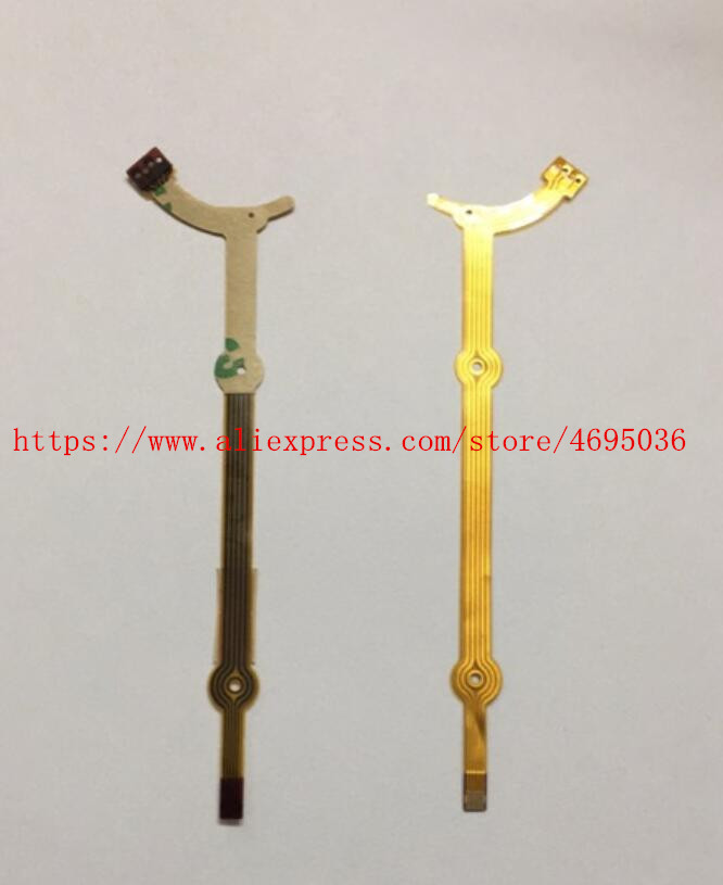 2PCS/NEW For Sigma 18-200mm 18-200 Mm Lens Aperture Flex Cable Repair Parts (For Canon Connector)