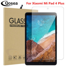 Qosea For Xiaomi Mi Pad 4 Plus Tempered Glass Explosion proof Tablet Protective Film For Xiaomi