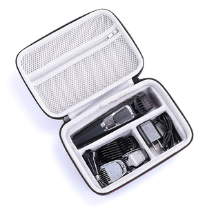 Image 1 - 2019 New EVA PU Pouch Hard Travel Cover Bag Case for Philips Norelco Multigroom Series 3000/5000/7000 MG3750 MG5750/49 MG7750/49