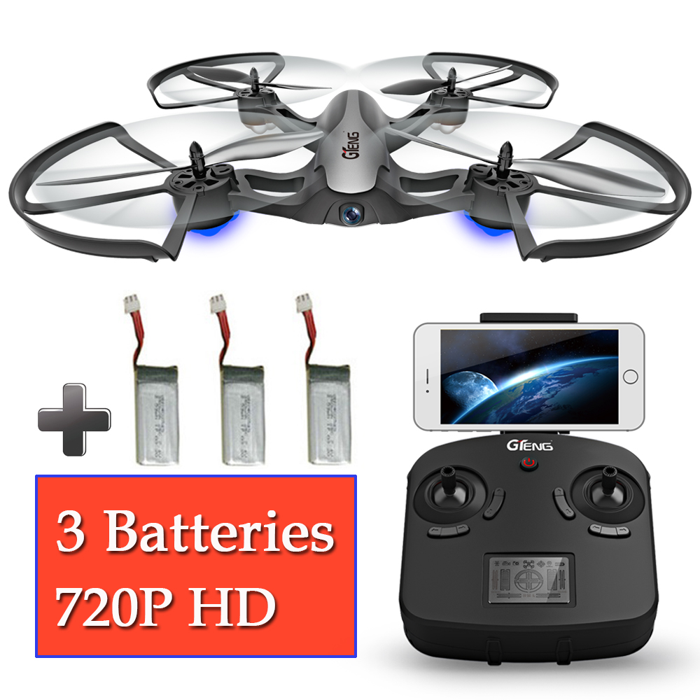 3 batteries fpv wifi quadcopter with camera drone dron quadrocopter remote control toys aircraft rc helicopter quad copter rc drone quadcopter x6sw with hd camera 6 axis wifi real time helicopter quad copter toys flying dron vs syma x5sw x705