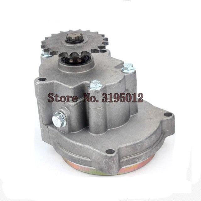 43 49cc Engine Gear Reduction Transmission Box 2 Stroke Mini Atv