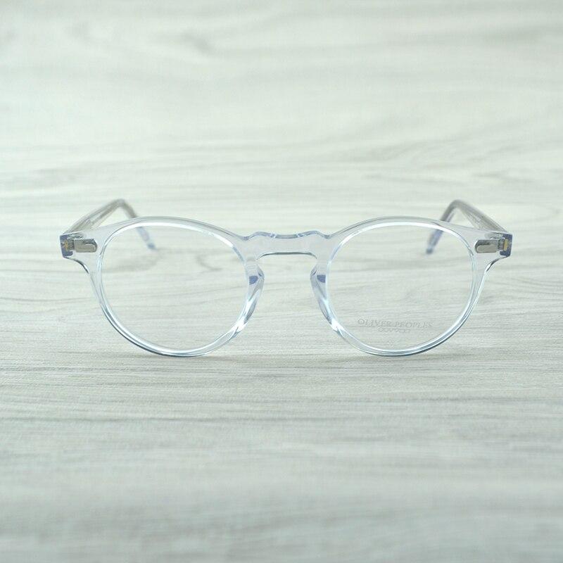 a6cf48943e0 Товар Vintage optical glasses frame OV5186 eyeglasses Oliver peoples  Gregory peck ov 5186 reading glasses women and men eyewear frames -