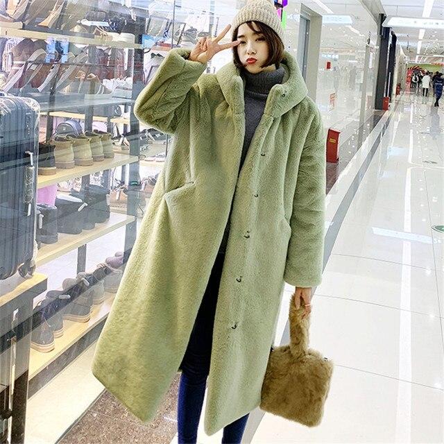 Hooded Winter Coats - 3 Colors - Trendy 5
