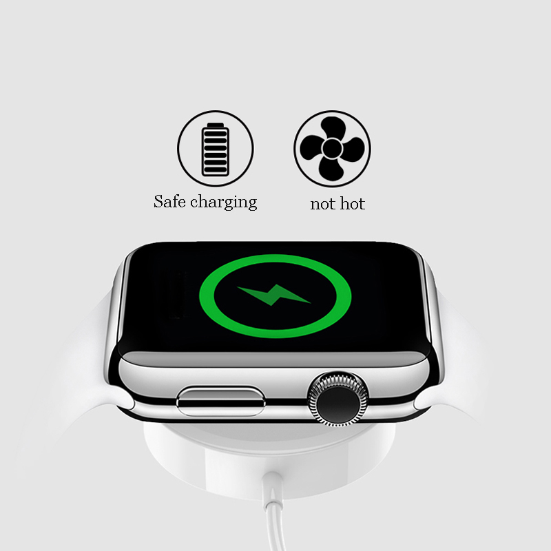 Suntaiho Wireless Charger for Apple iWatch Series 4 3 2 USB cable Magnetic for iPhone XS MAX Charger for samsung S9 USB Charging