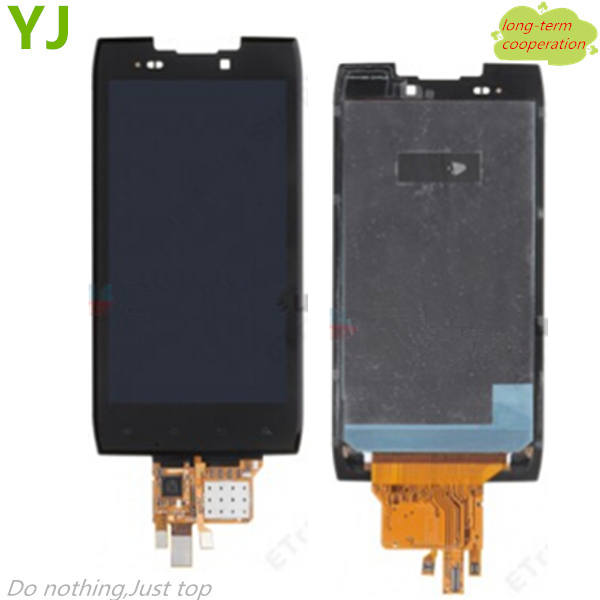 HK Free shipping LCD Assembly with Touch Screen Digitizer for Motorola RAZR XT910 (OEM)