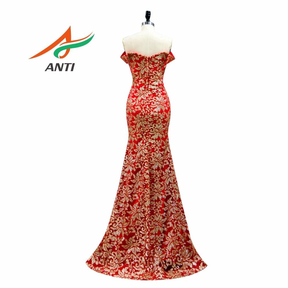 ANTI Κομψά φορέματα 2011 2017 Πολυτελής - Ειδικές φορέματα περίπτωσης - Φωτογραφία 4