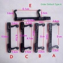 Детали микроволновой печи замок двери крюк Тип A