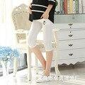 2016 Nueva Moda Gravida Vientre Atención de Maternidad pantalones Apretados de Las Polainas Ropa Para Embarazadas Ropa de Mujer Plus Size 5 Colores