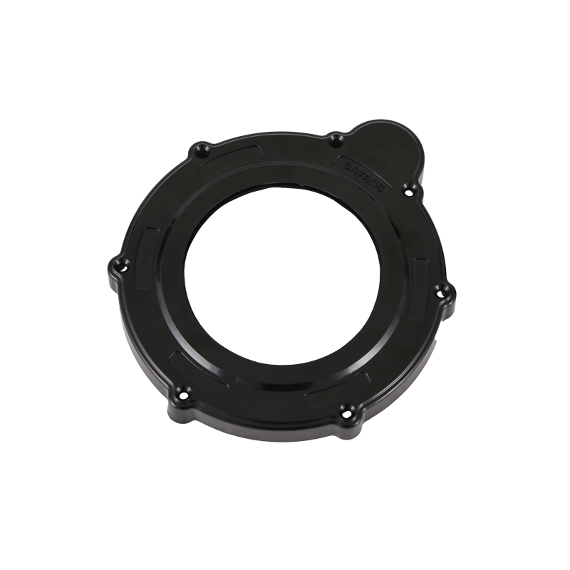 7 Holes Gear Cover For Bafang BBS02 BBS01 Plastic Cover Secondary Reduction Gear for 8Fun BBS Plastic Gear Cover For Replacement in Electric Bicycle Accessories from Sports Entertainment