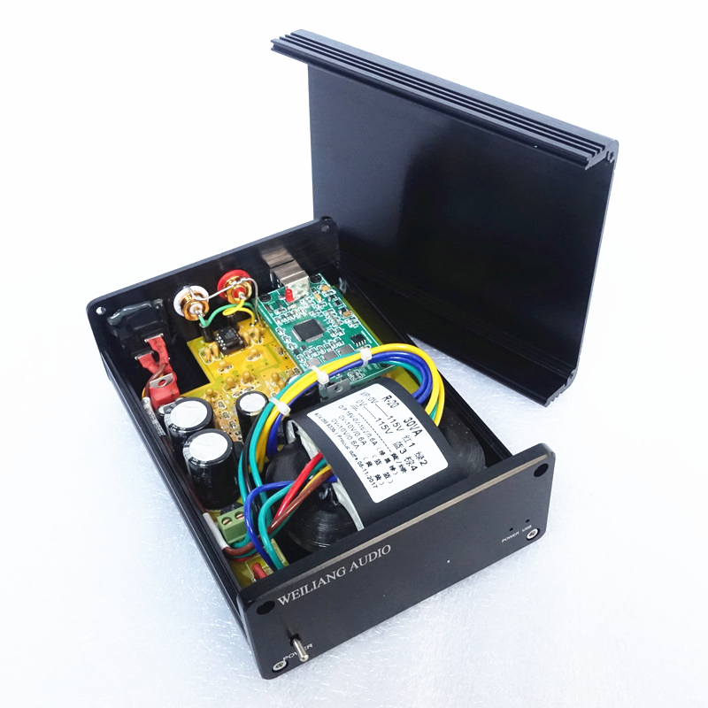 ak4495 dac SU1 V3.1 muses 02  Amanero USB PCM  32bit 192kHz ADUM High Speed Digital isolation Asynchronous USB decoder