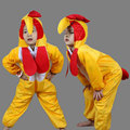 Child Kids Girl Boy Pajama Cartoon Animal Cock Costume Cosplay Jumpsuit Children's Day Halloween Costumes Clothing