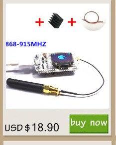ESP8266 WIFI Display OLED de 0.91 Polegada
