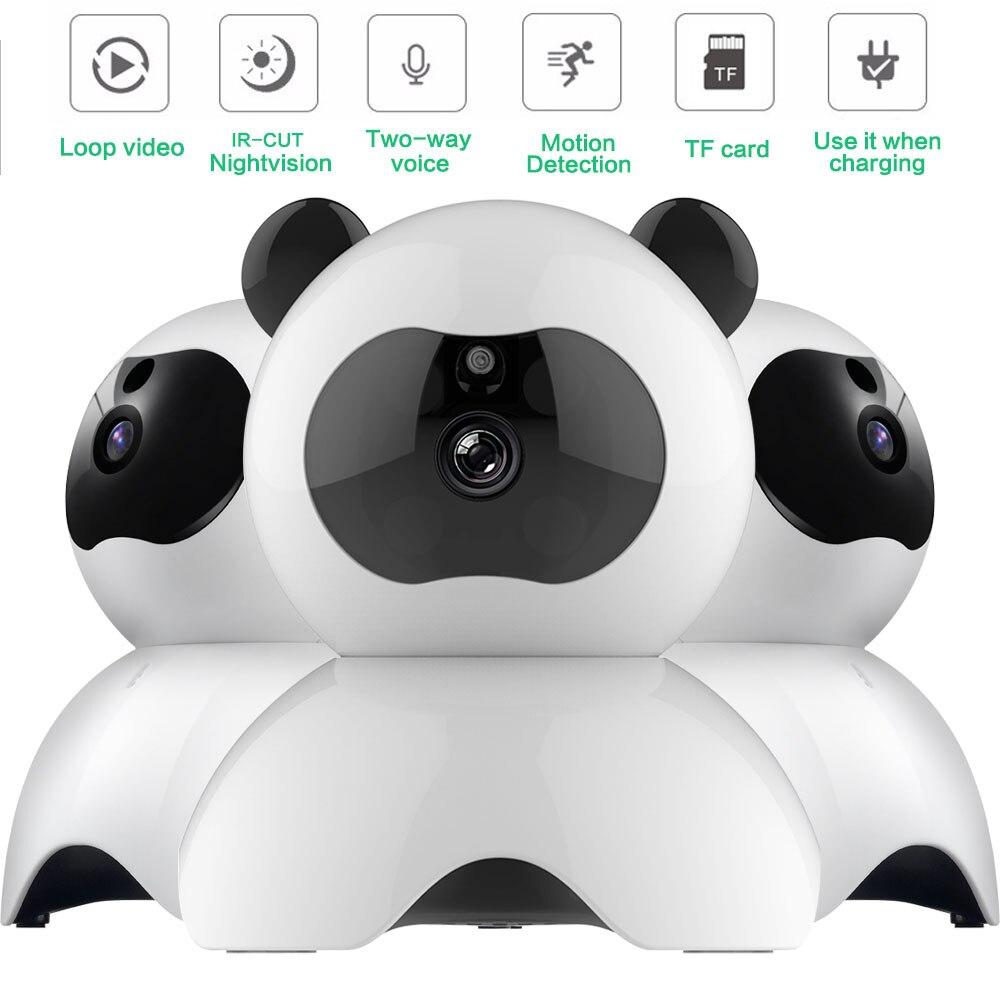 1080 P IP Камера Беспроводной Смарт Wi-Fi Камера Ночное видение P2P наблюдения Видеоняни и радионяни HD Беспроводной Главная видеонаблюдения Камер...