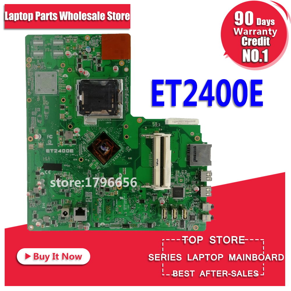 Original All-in-one motherboard For ASUS ET2400E ET2400 mainboard 100% Test ok Works GMOriginal All-in-one motherboard For ASUS ET2400E ET2400 mainboard 100% Test ok Works GM