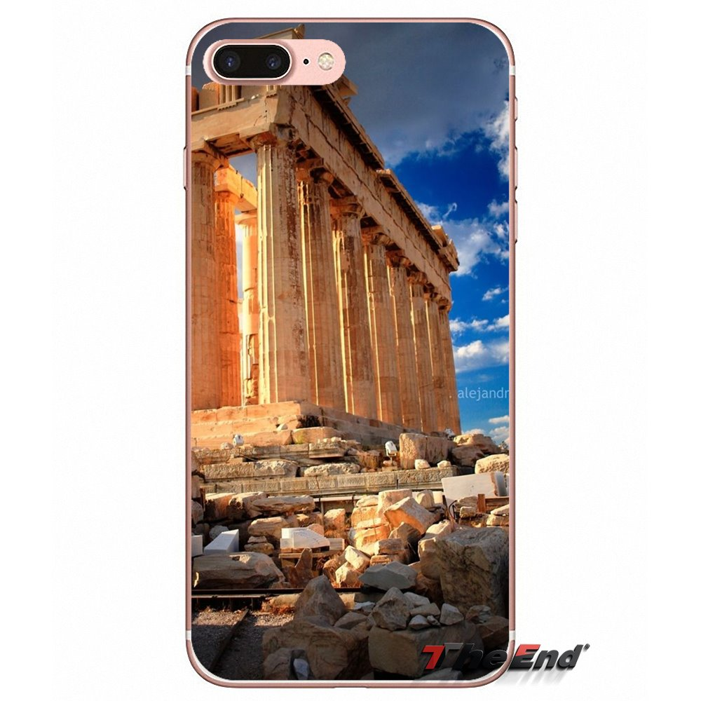 For Iphone X 4 4S 5 5S 5C SE 6 6S 7 8 Plus Samsung Galaxy J1 J3 J5 J7 A3 A5   Athens In Mainland In Greece Silicone Case