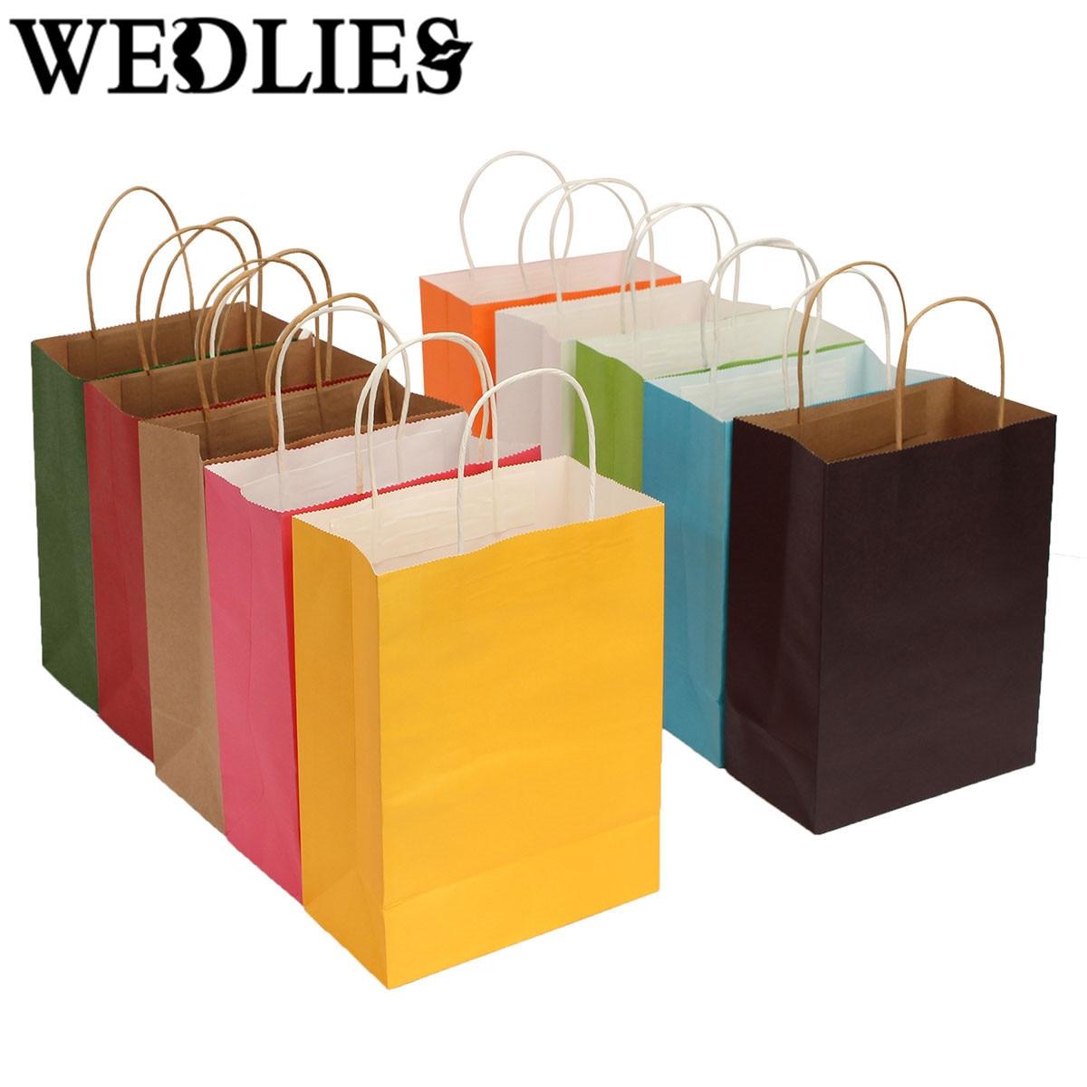 Versatile Kraft Paper Bags