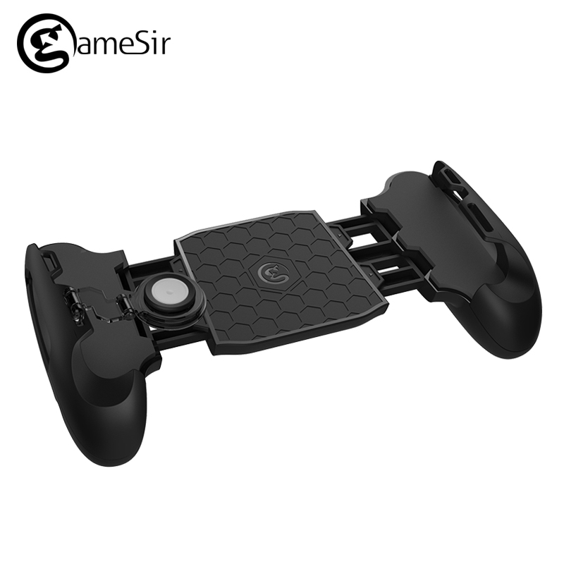 In Stock Original GameSir F1 Stretchable Grip Game Accessories Portable Grip Built-In Bracket Game Controller for All Smartphone подвесная люстра lightstar cigno collo ch 751244
