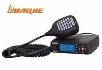 Baojie BJ-218 Dual Band Mobiele Radio Transceiver 20/25 W Radioi stations voor auto bus Ham CB Radio Station politie Apparatuur