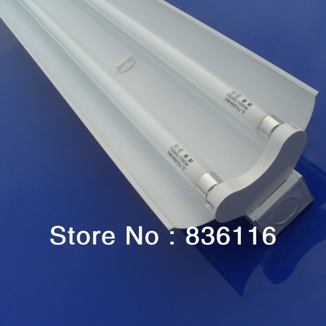 1.2m Emperor Bright double tube Fixture T5 energy saving fluorescent ...