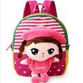 2017 Cute Cartoon Baby Backpack 1-4 Age Kids Children School Bag For Girl Boy Backpack Soft Waterproof Canvas Mochila Infantil