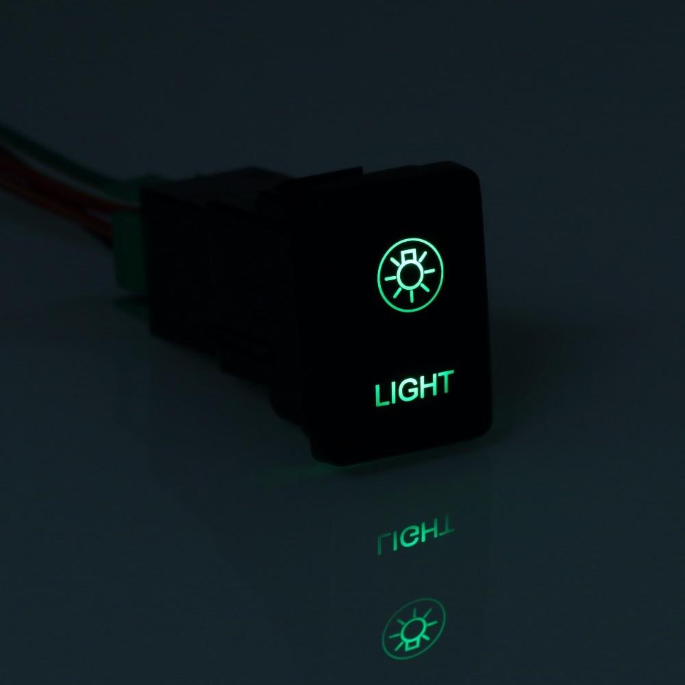 12V Switch Mobil Digunakan untuk Lampu Kabut, Lampu Lari Siang Hari, - Suku cadang mobil - Foto 6