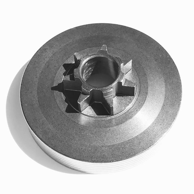 Livraison gratuite pignon de tronçonneuse de haute qualité pour tronçonneuse ZENOAH G4500/5200/5800 réparation de rechange et remplacement effet de coût élevé