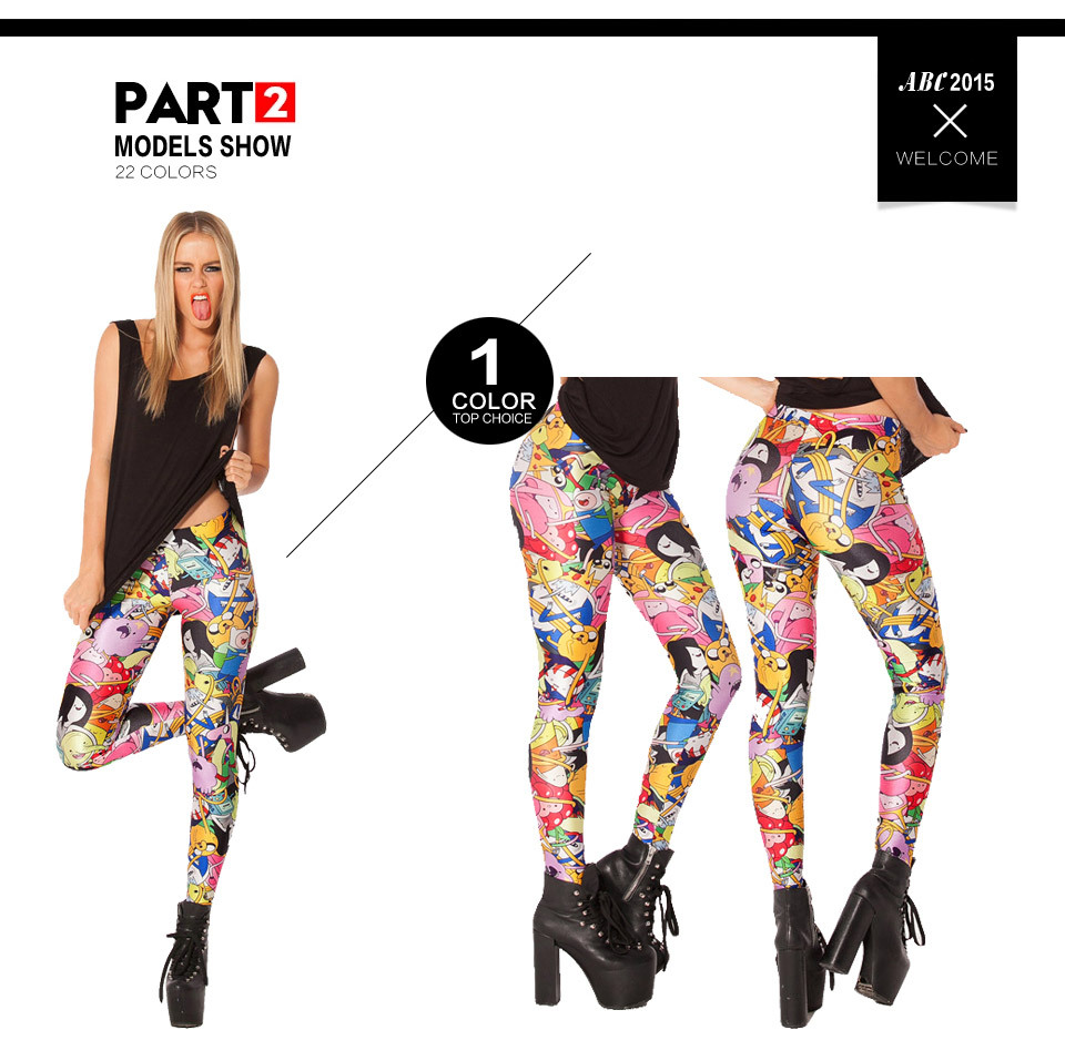 3effd896752 Plus Size Xs-L Xl-Xxl Black Milk Galaxy Print Leggings Fitness ...
